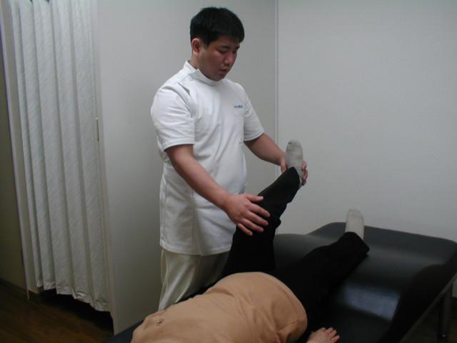 神戸 灘区 膝痛